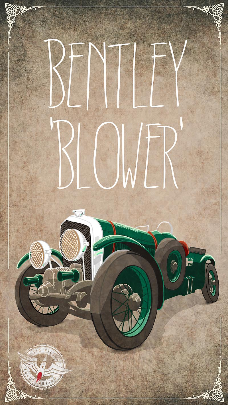 bentley blower 800px by Tim Wilson